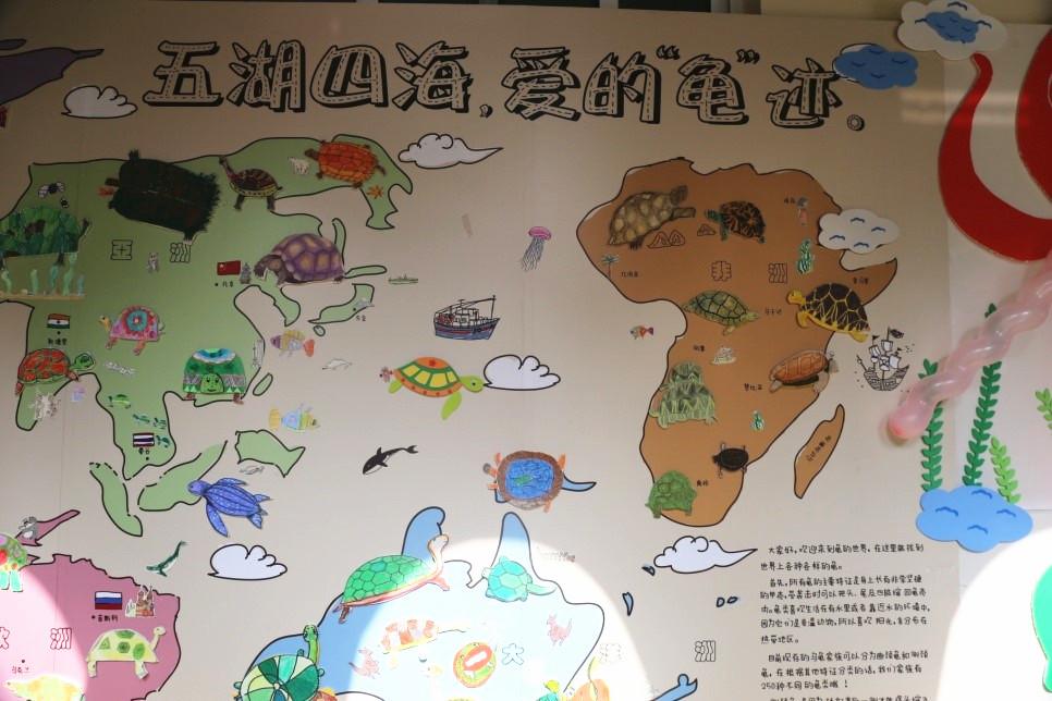 一年级:画画小动物;二年级:剪影;三年级:彩纸拼贴画;四年级:硬笔书法